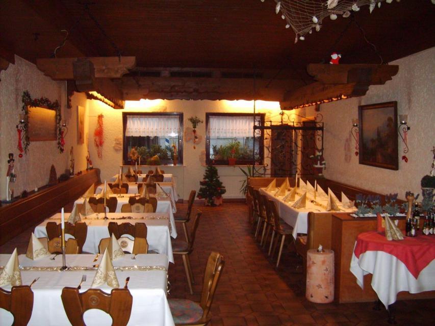 Restaurant-Pizzeria Bei Manu