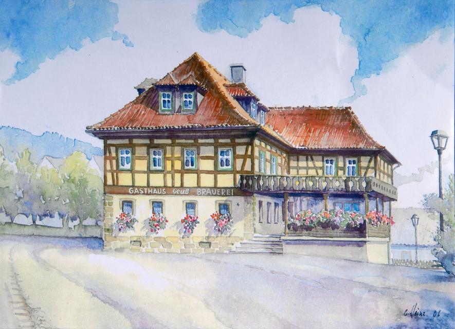 Landgasthaus Geuß