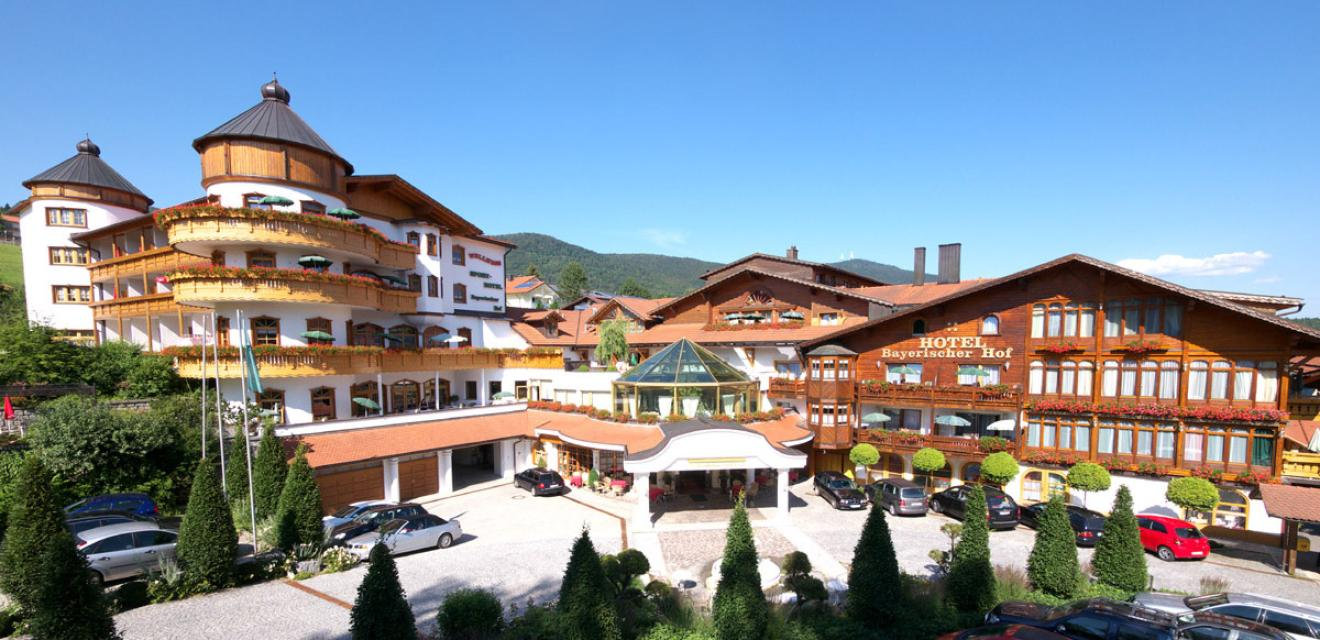 Wellness- und Sporthotel Bayerischer Hof