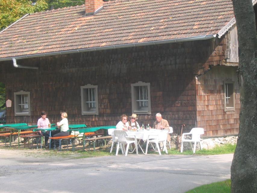 Forstdiensthütte Hohenbogen
