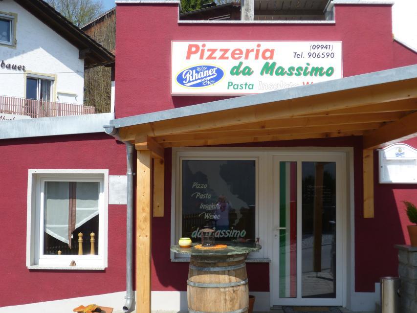 """Pizzeria """"Da Massimo"""""""