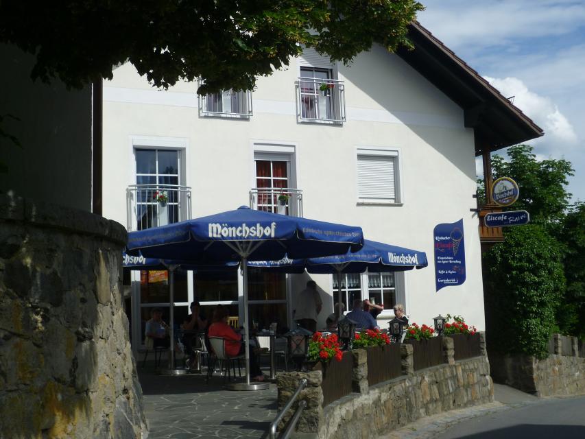 Rimbacher Eis- & Kaffeestüberl