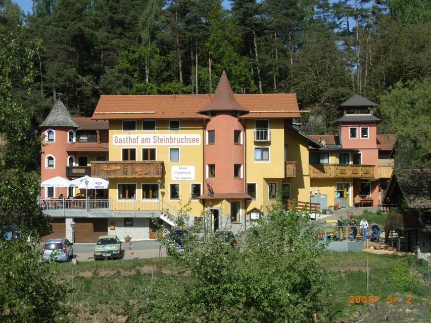 Gasthof Am Steinbruchsee