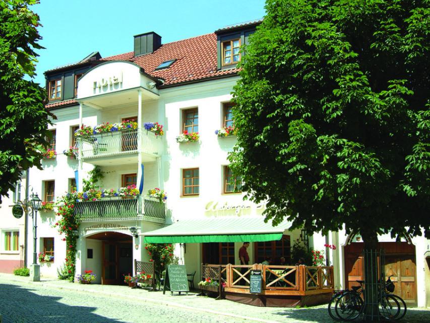"""Hotel """"Amberger Hof"""""""