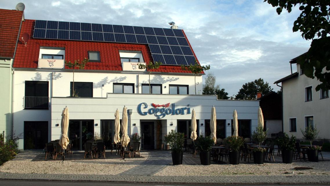 Goggolori Cafe-Restaurant