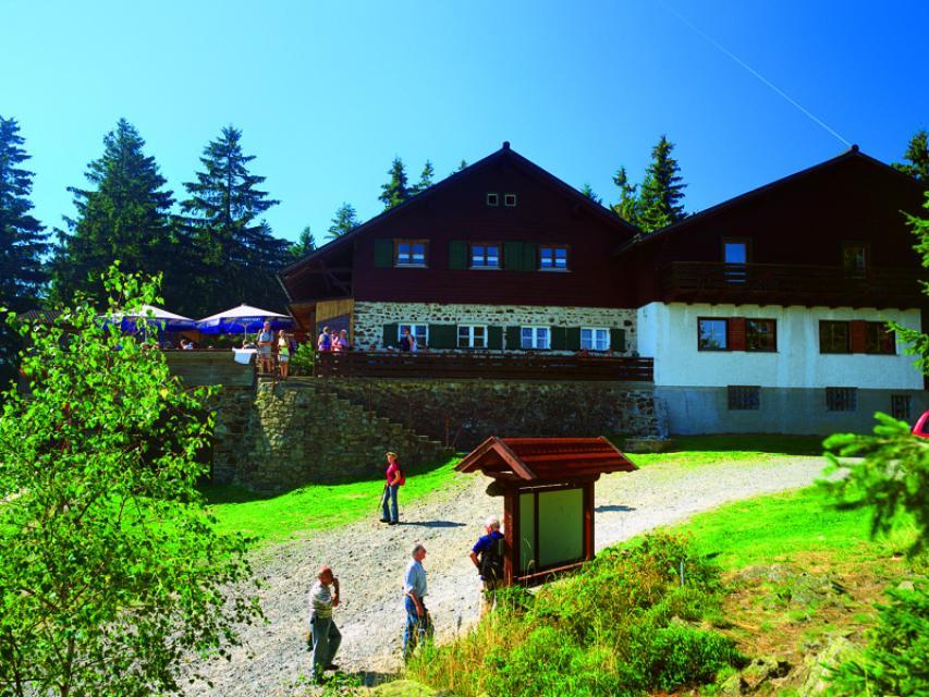 Berggasthof Kötztinger Hütte