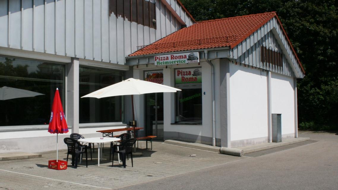 """Imbiss + Heimservice """"Pizza Roma"""""""