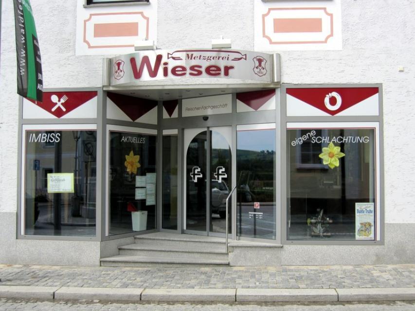 Imbiss Metzgerei Wieser