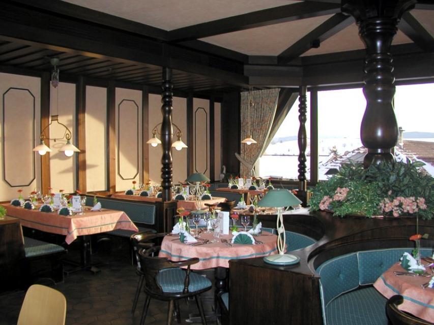 Cafe & Restaurant Schmid im FREY ModeErlebnisKaufhaus