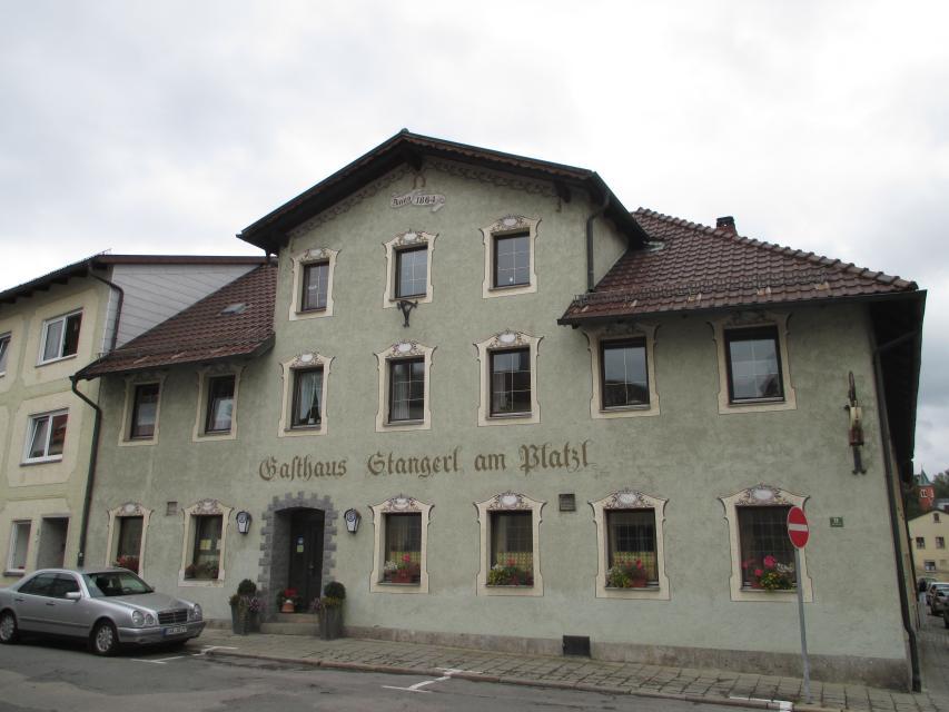 """Gasthaus Stangerl """"Am Platzl"""""""