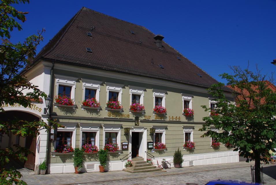 Hotel-Gasthof-Brauerei Zur Post