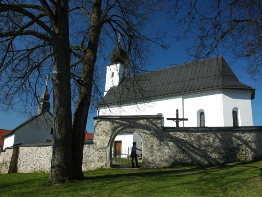 Kath. Wallfahrtskirche Sackenried