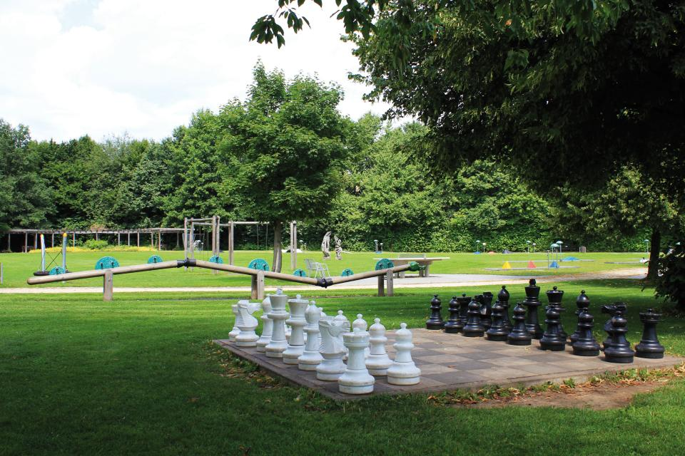 Kurpark Auwiesen
