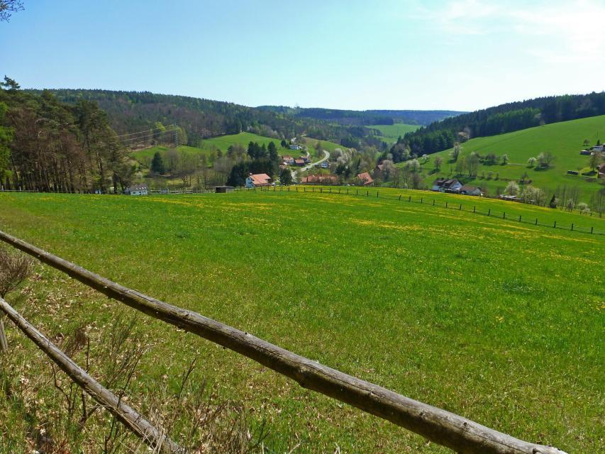 Blick auf Airlenbach
