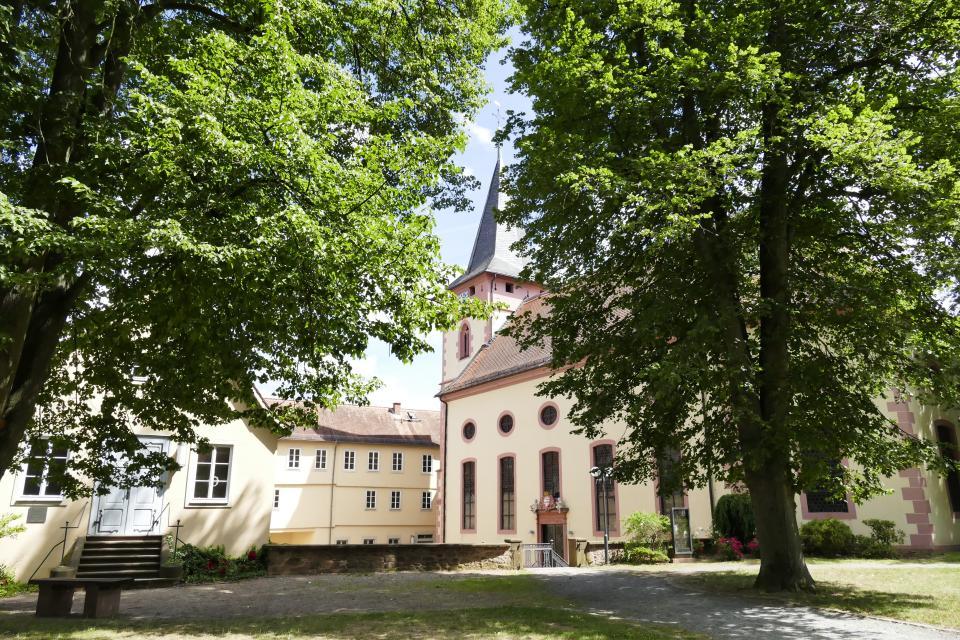 Lustgarten Bad Koenig