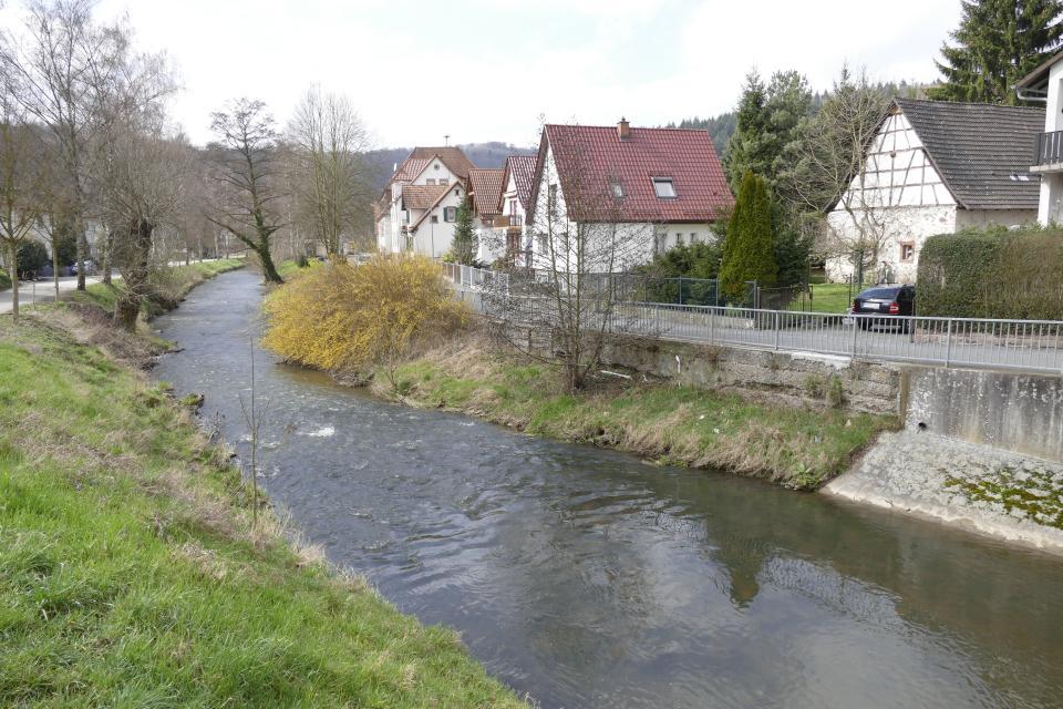 Weschnitz in Birkenau
