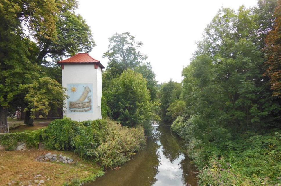 Weschnitzbruecke in Birkenau