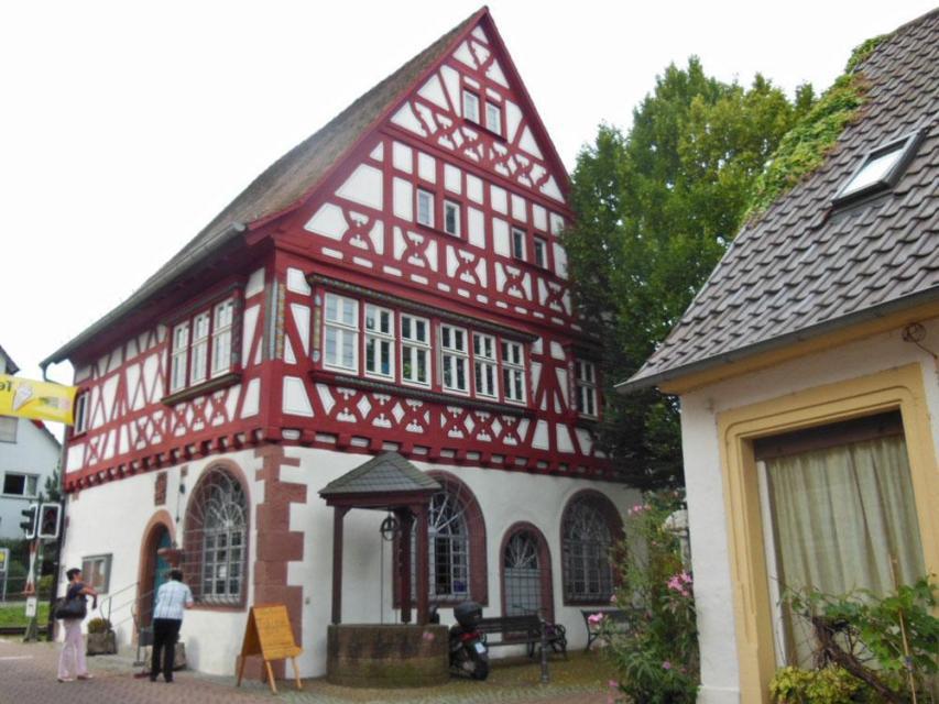 Altes Rathaus Birkenau