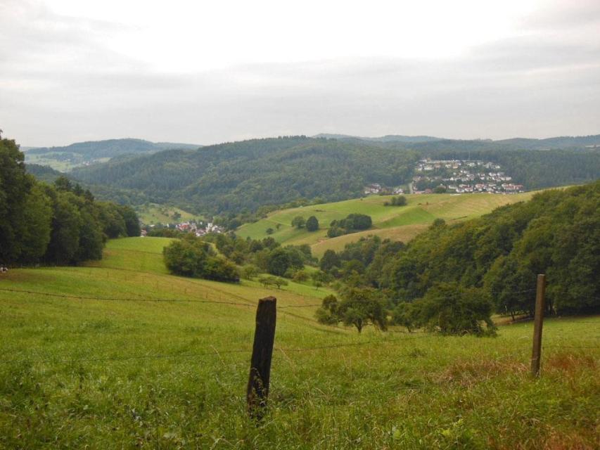 Birkenau Panoramaweg Goetzenstein