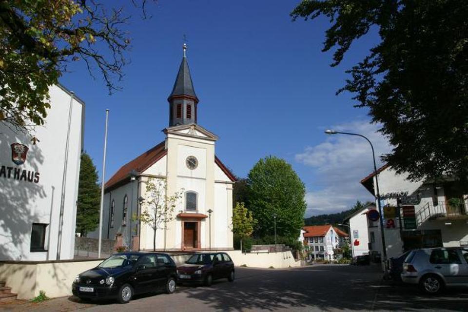 Abtsteinach Ortskern