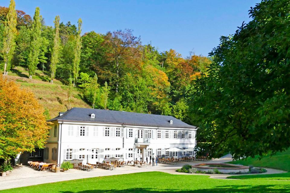 Herrenhaus im Fürstenlager