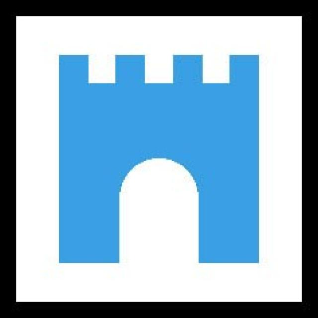 Burgensteig Markierungszeichen