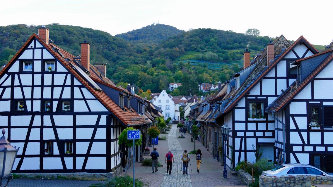 Zwingenberg, Scheuergasse