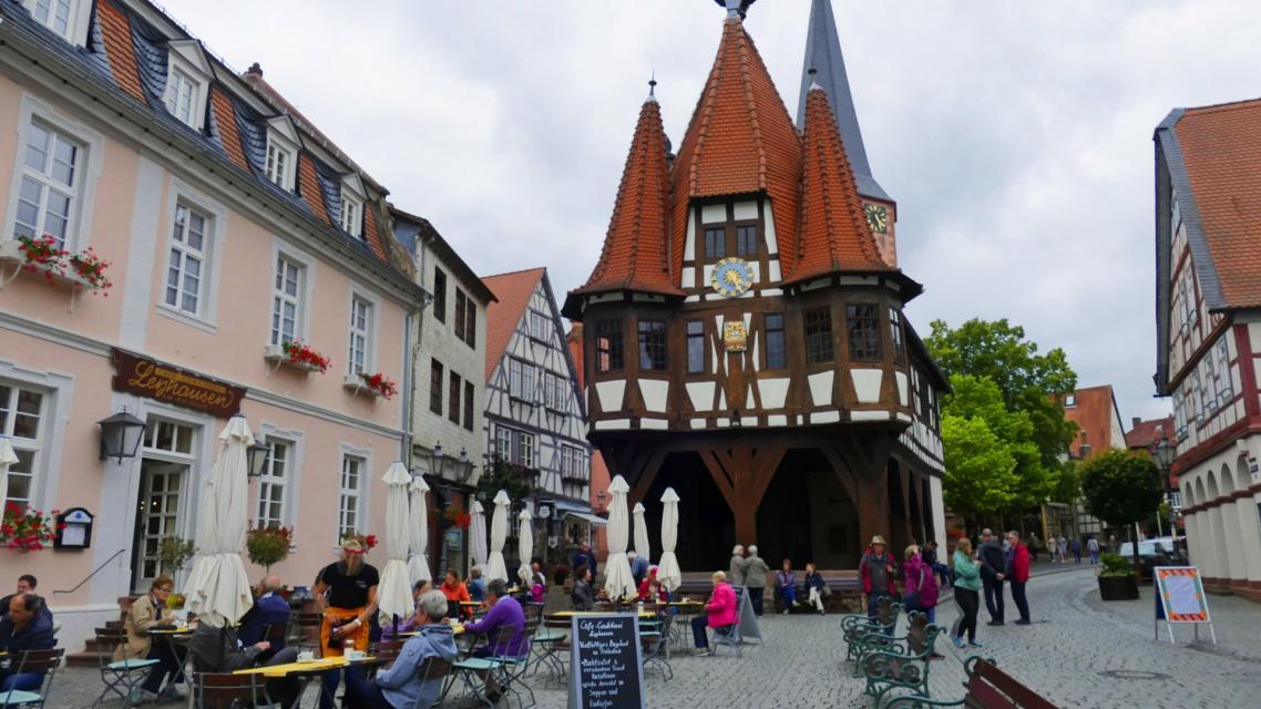 Marktplatz Michelstadt