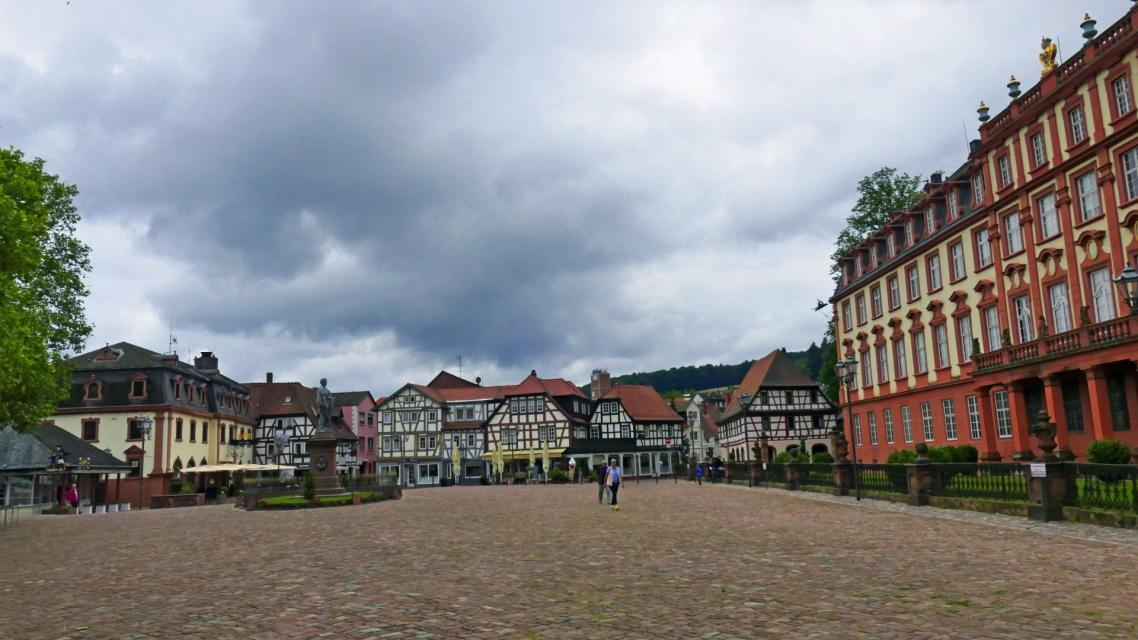 Marktplatz Erbach