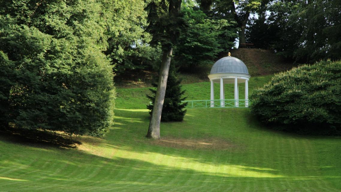 Das Fürstenlager in Bensheim-Auerbach – ein Platz zum Träumen