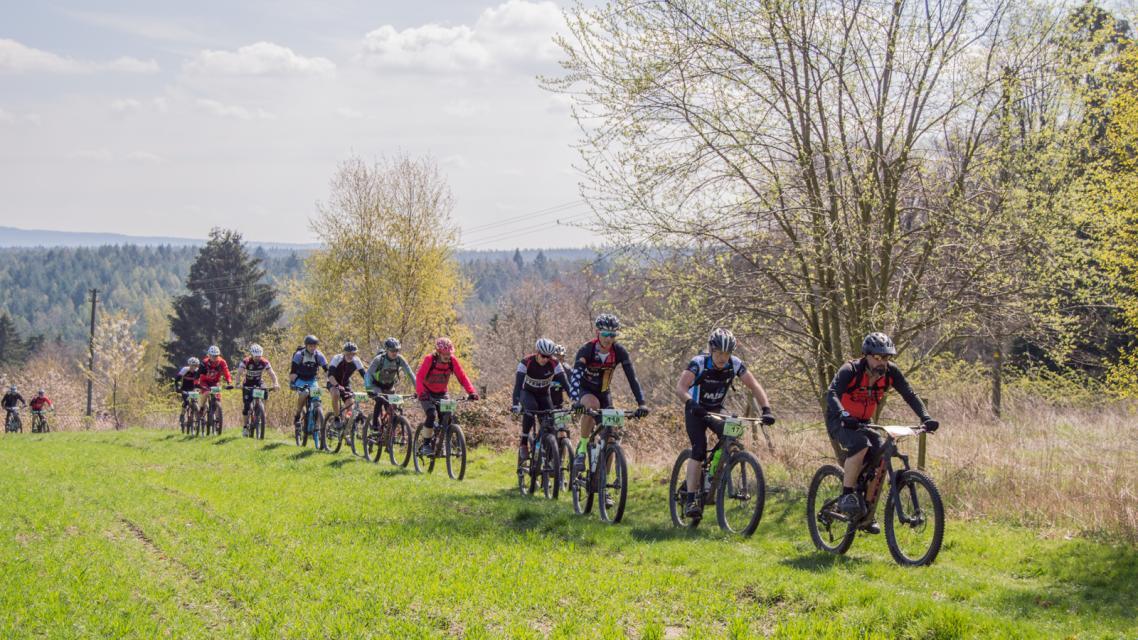 Mountainbike-Rundstrecke Brombachtal