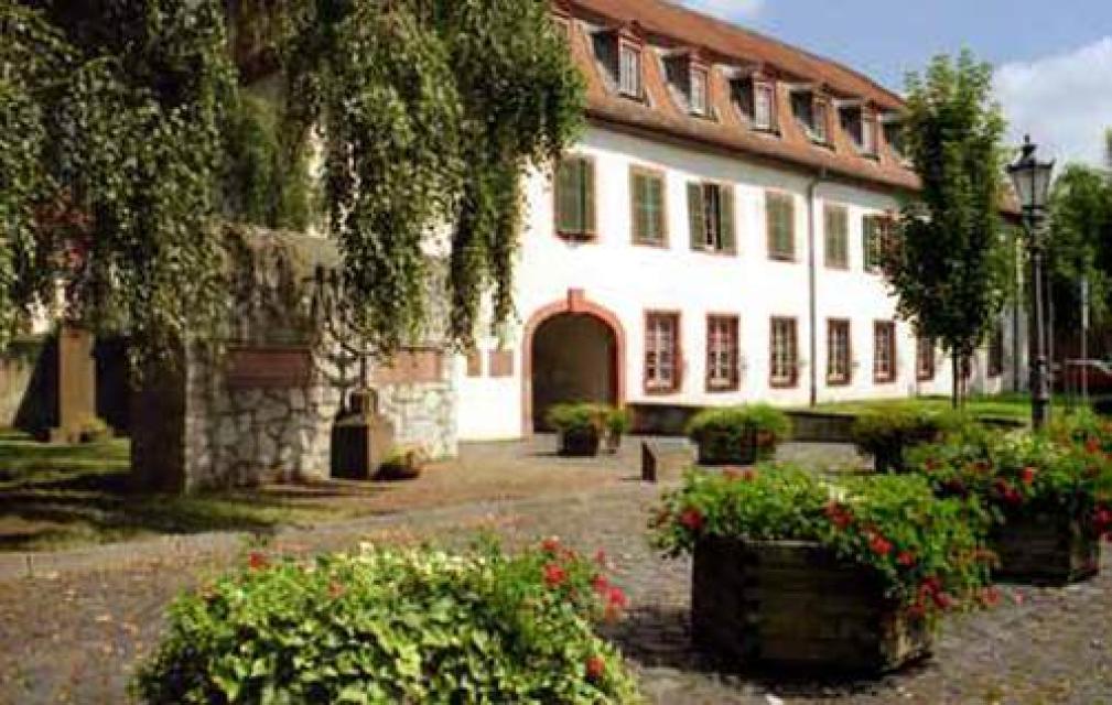 Darmstaedter Schloss
