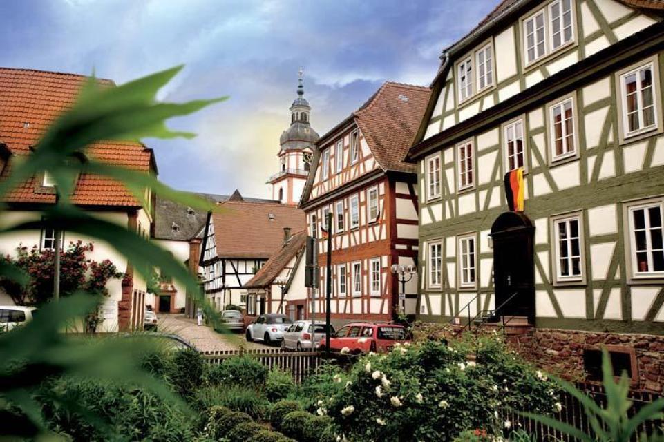 Staedtel-Historische Altstadt Erbachs
