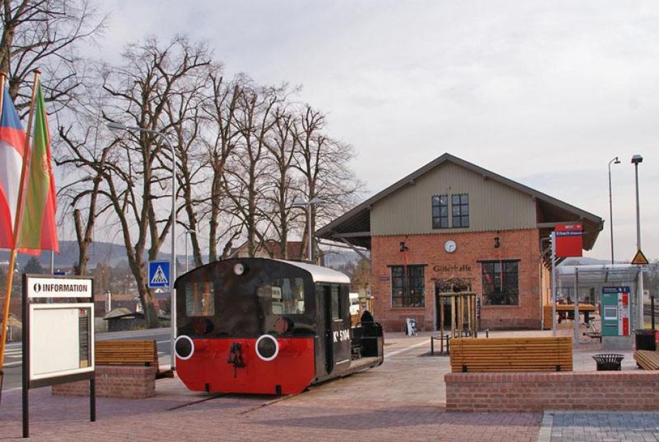 Bahnhof Erbach