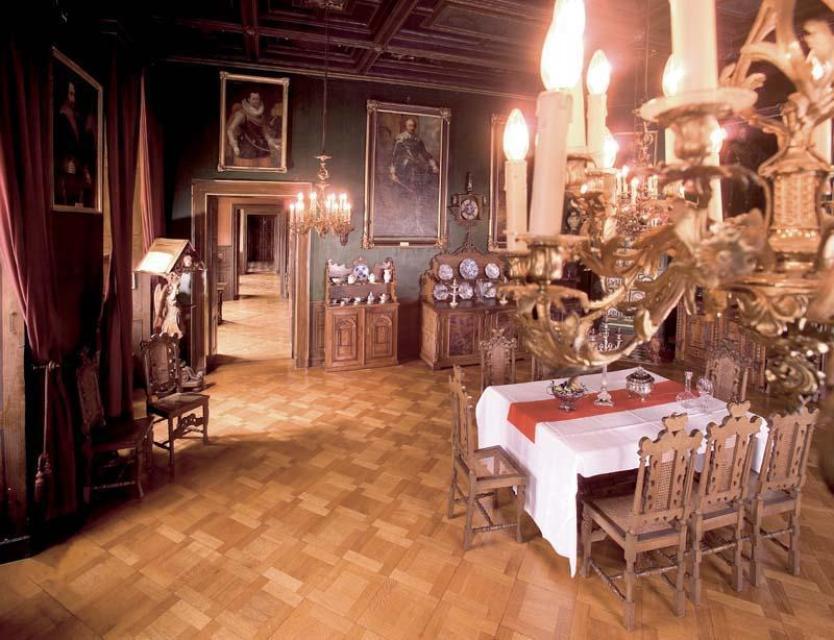 Oranier Saal im Erbacher Schloss