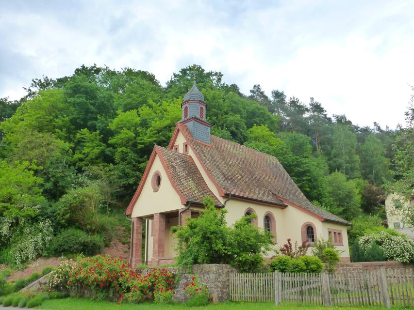 Kapelle in Ottorfszell