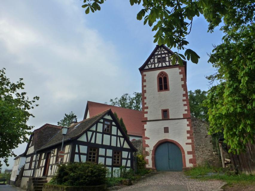 Wehrkirche Wersau