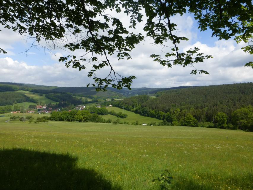 Blick auf Rothenberg