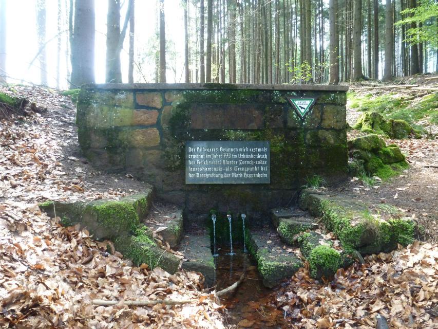 Hildegeresbrunnen