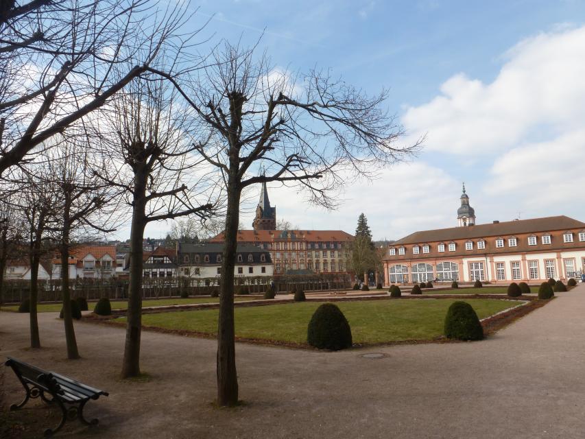 Orangerie Schloss Erbach
