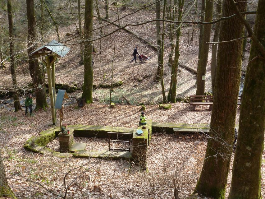 Waldkapelle Brudergrund