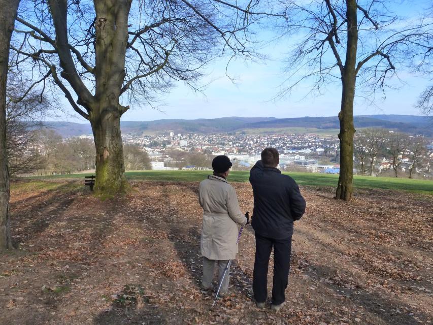 Aussichtspunkt Sophienhöhe