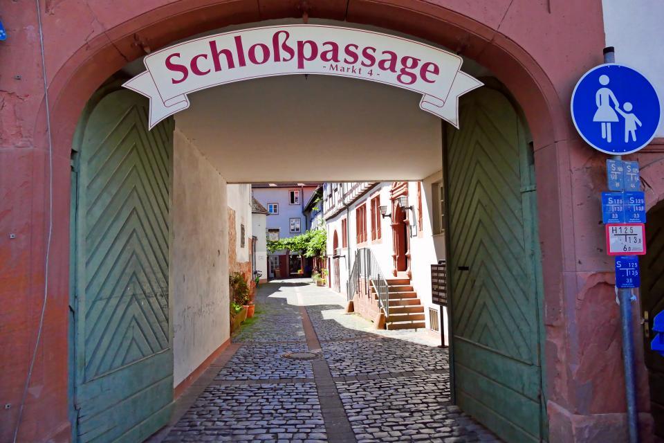 Schlosspassage