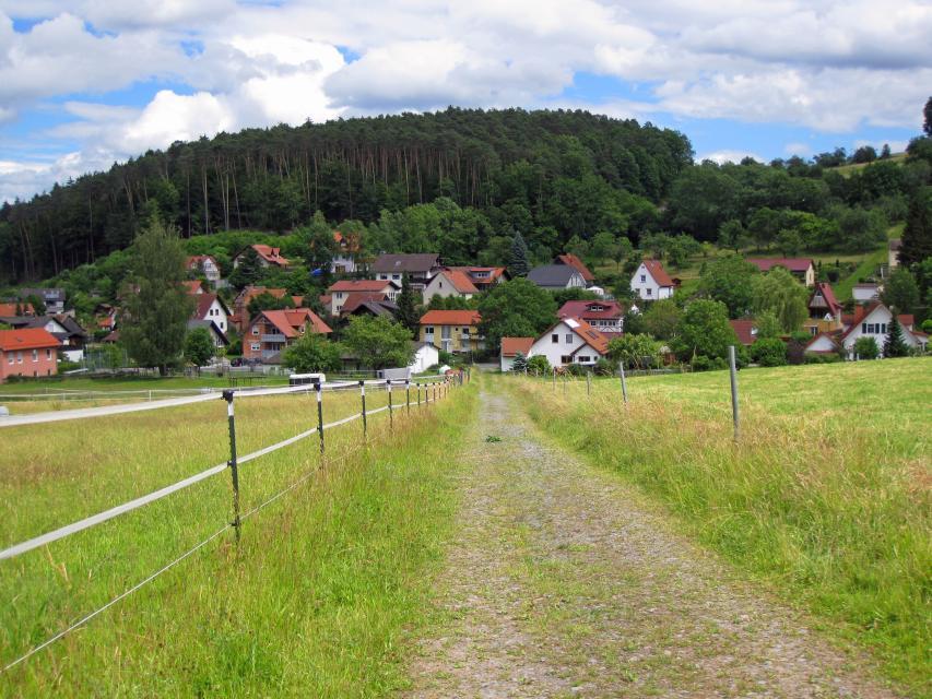 Breuberg Weg