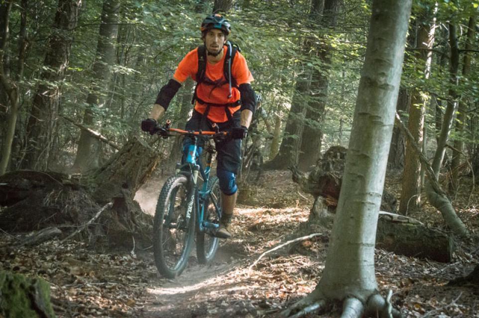 Mountainbike-Rundstrecke Breuberg 1