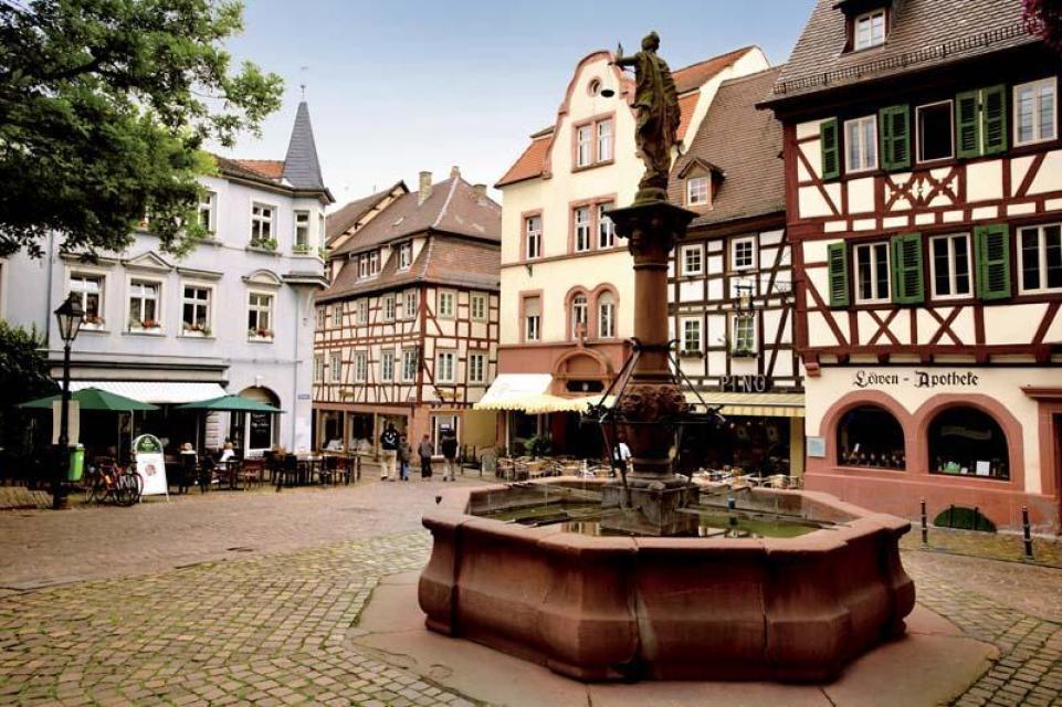 Hist. Altstadt Weinheim