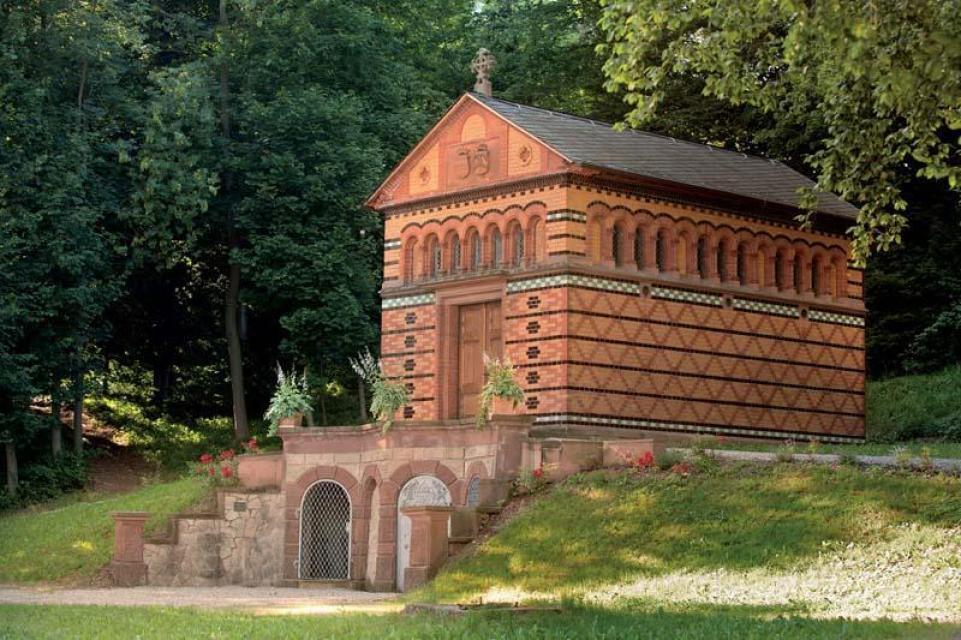 Sarolta Kapelle in Fraenkisch Crumbach