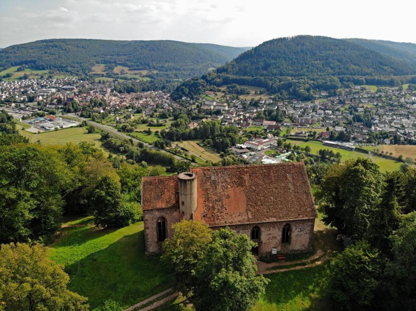 Mountainbike-Rundstrecke Amorbach