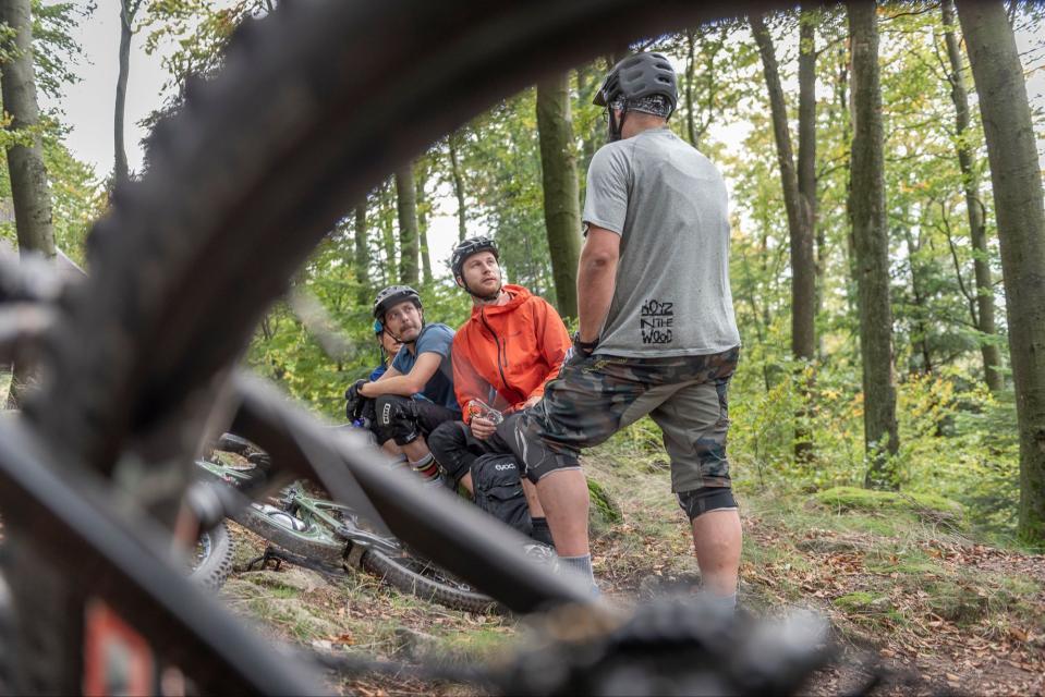 Mountainbiking Odenwald