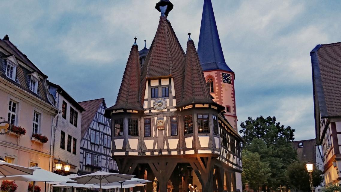 Michelstadt Marktplatz